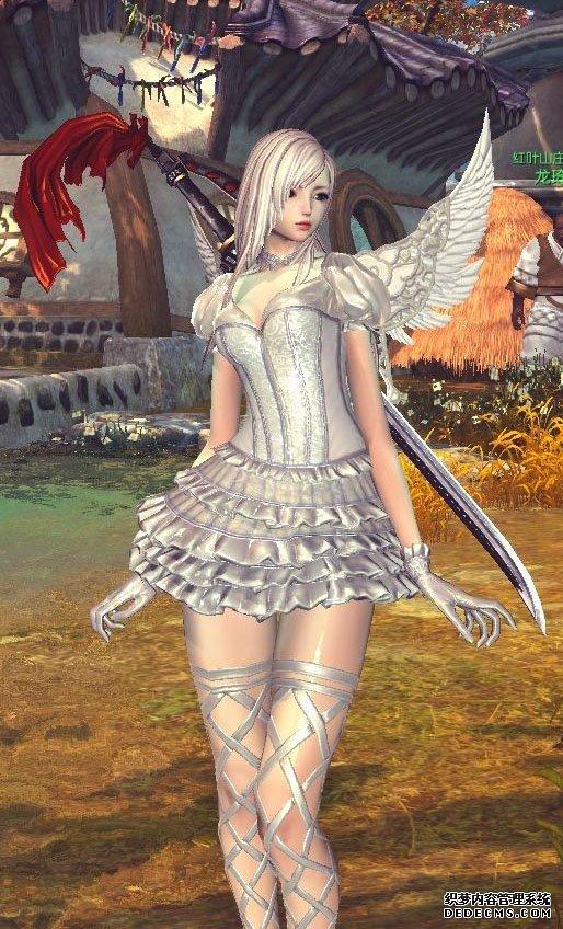 剑灵绝版时装少女时代