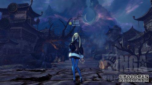 剑灵时装月光